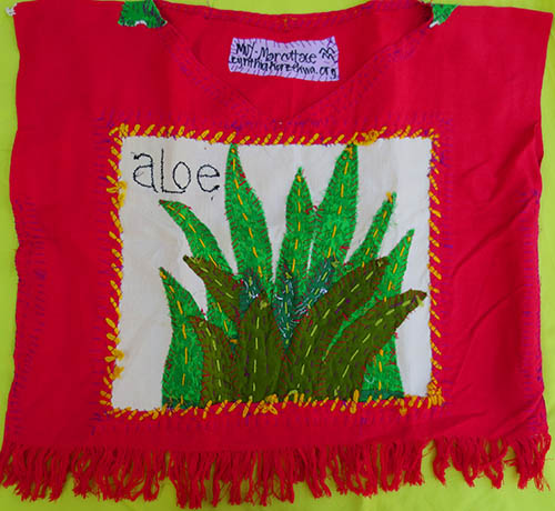 Aloe Huipil