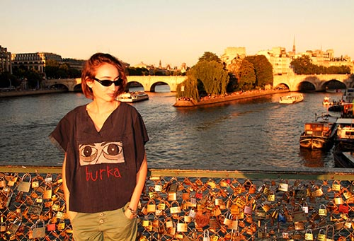 hUIPLE AT pONT DES aRTs
