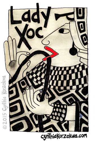 Lady Xoc