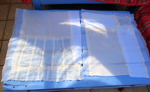 Pieced Fabric