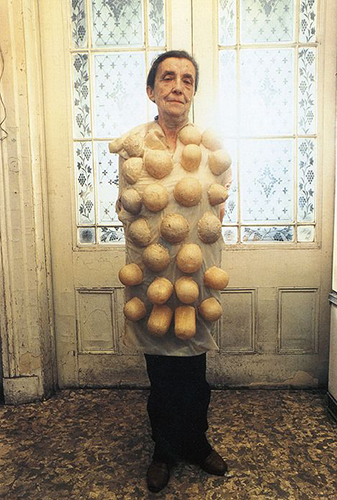 Louise Bourgeois by Djuane Michaels