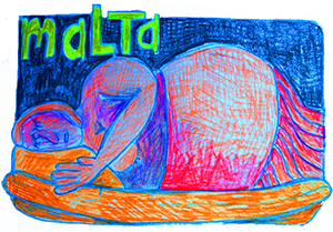 Sleeping Goddess of Malta