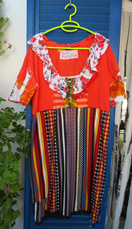 Quiddity Muy Marcottage Dress